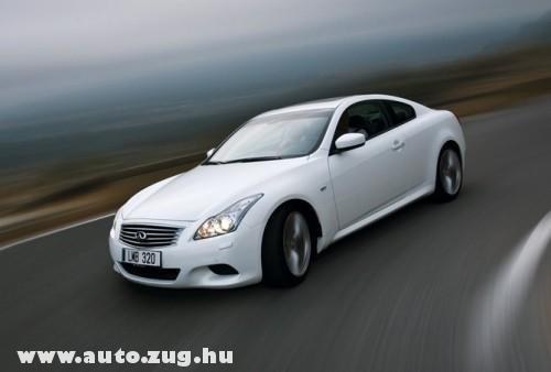 Infiniti G37  Coupe 2009