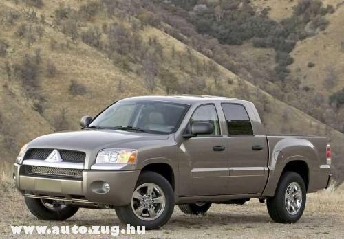 Mitsubishi Raider XLS V8 2006