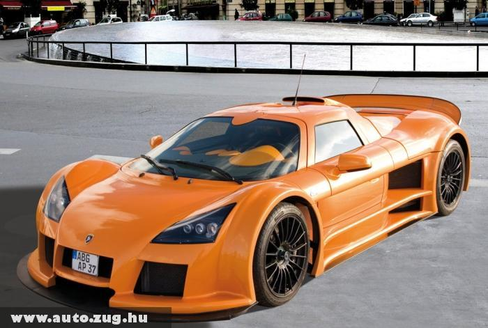 Gumpert Apollo 2008
