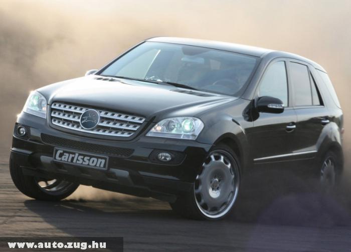 Carlsson Mercedes-Benz M-Class 2006