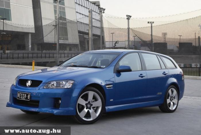 Holden VE Commodore Sportwagon 2008