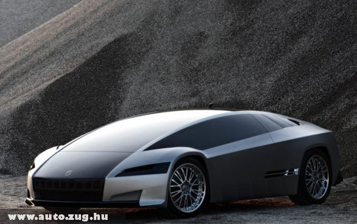 Italdesign Giugiaro Quaranta Concept 2008
