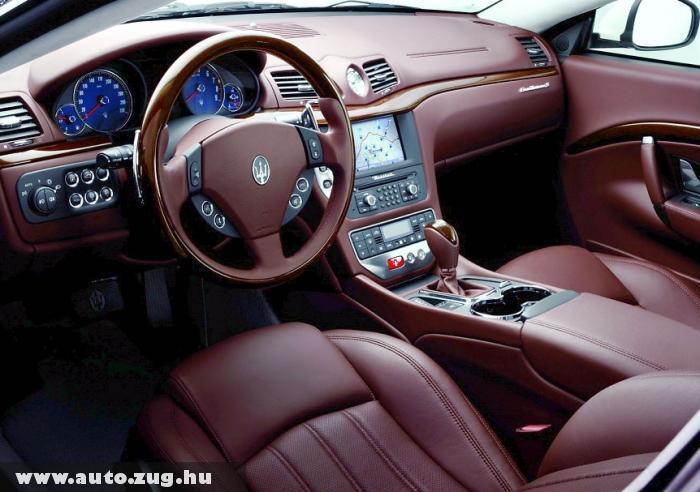 Maserati GT, Kényelem felsõfokon