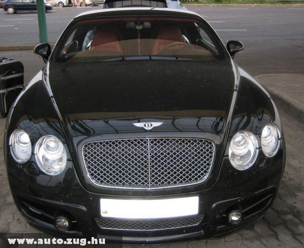 Samuel Eto'o ellopott Bentley-je