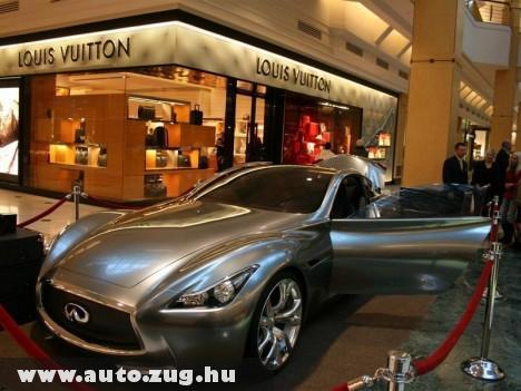 Infiniti & Louis Vuitton