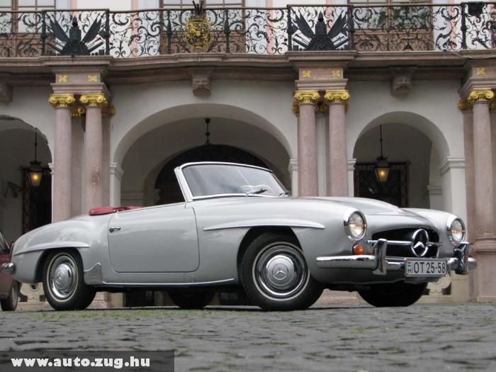Mercedes a múltból