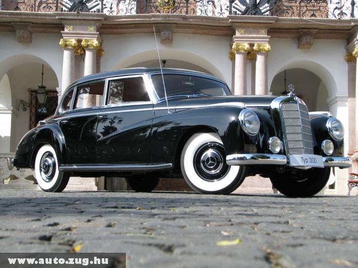 Mercedes TYP 300 a múltból