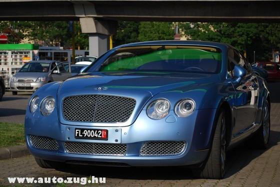 Bentley Continentál GT