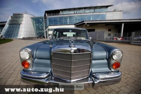 Elvis Presley kocsija: Mercedes Benz 600