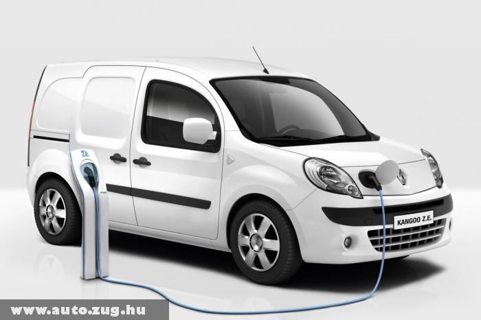 Renault Kangoo ZE - egy olcsó villanyautó?