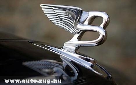 A Bentley új márkajelzése