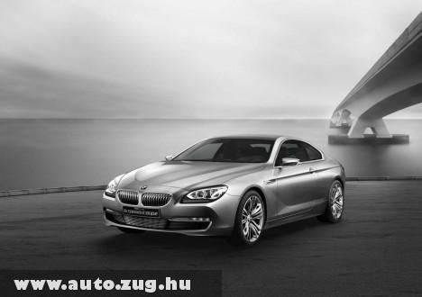 Megérkezett az új széria: BMW6