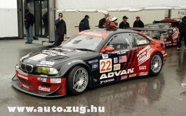 BMW M3 GTR PTG Sport Team