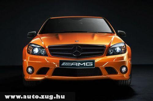 Mercedes C63 AMG - 480 lóerõvel
