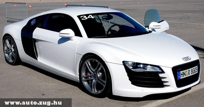 Audi R8: A jövõ