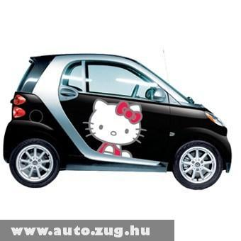 Smart Hello Kitty design