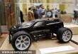 A Robotautó 2012-es verseny gyõztes modellje, egy vonalkövetõ intelligens robot a Kreatív Magyarország kiállításon