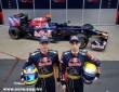 Toro Rosso pilótái